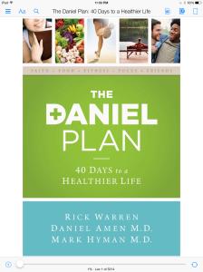 Daniel Plan for Spire